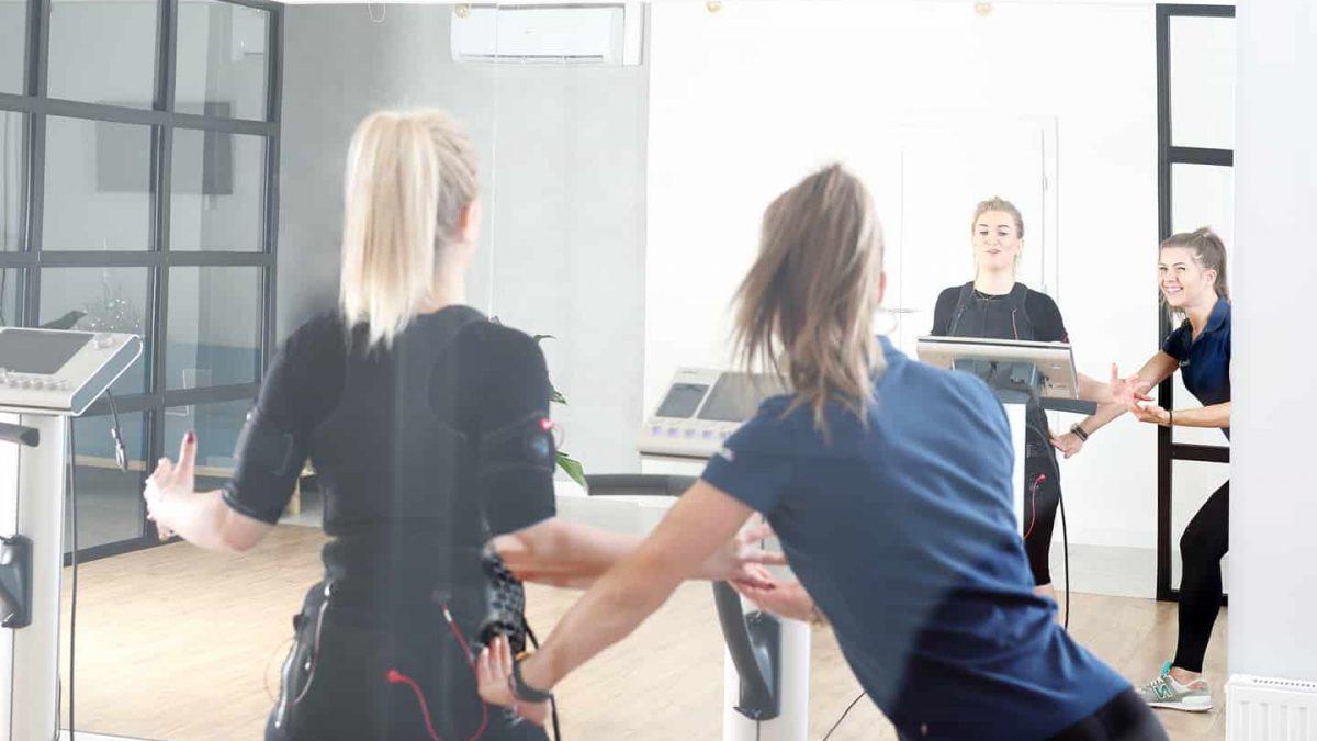 Trening EMS - trening z elektrostymulacją mięśni - BodyTec20 Łódź