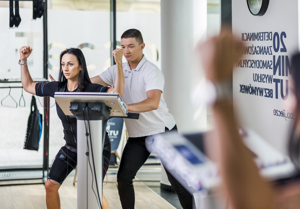 Co daje siłownia i czym da się ją zastąpić? | BodyTec20